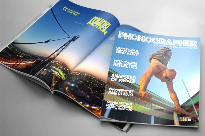Phonographer.nl magazine voor smartphonefotografie